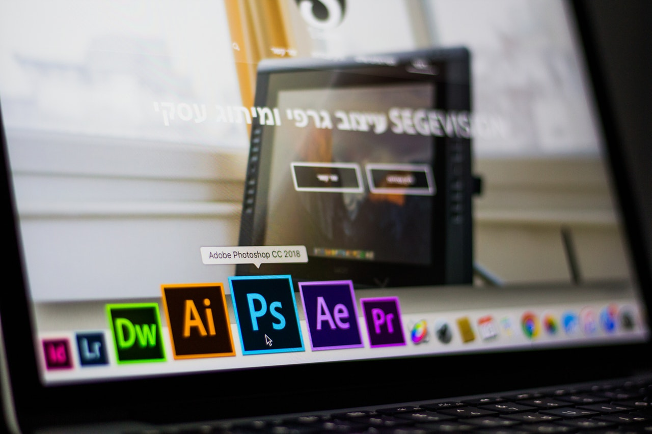 Adobe Photoshop ikona na desktopu